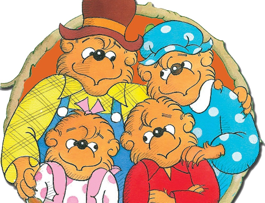 Berenstain Bears as Entrepreneurs
