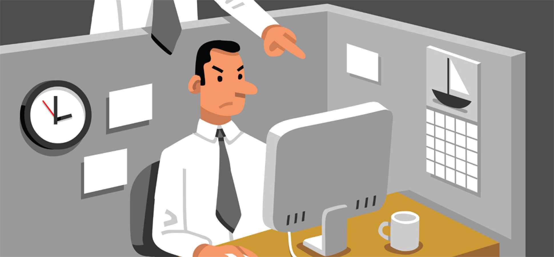 Stop Micromanaging