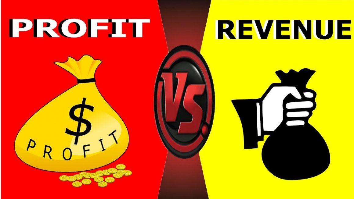 Profit vs Revenue