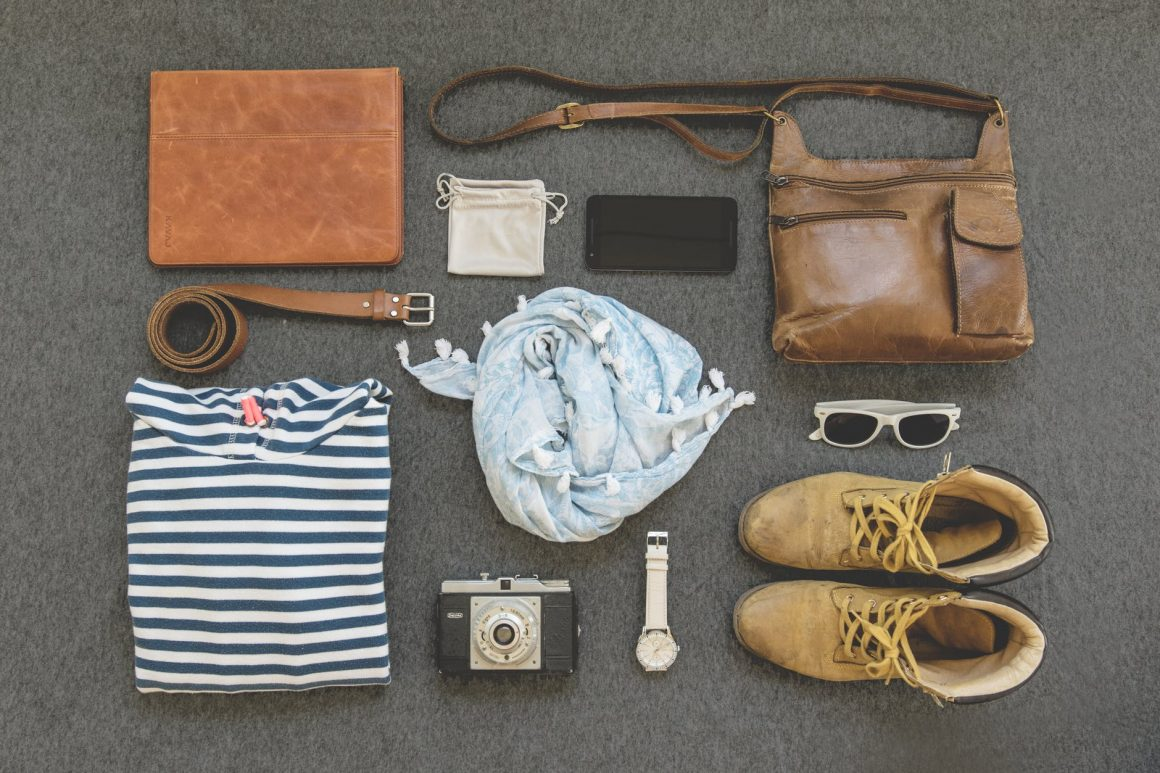 different accessories