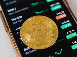 a bitcoin over the phone
